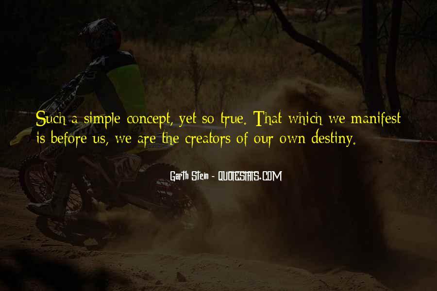 Garth Stein Quotes #1251586