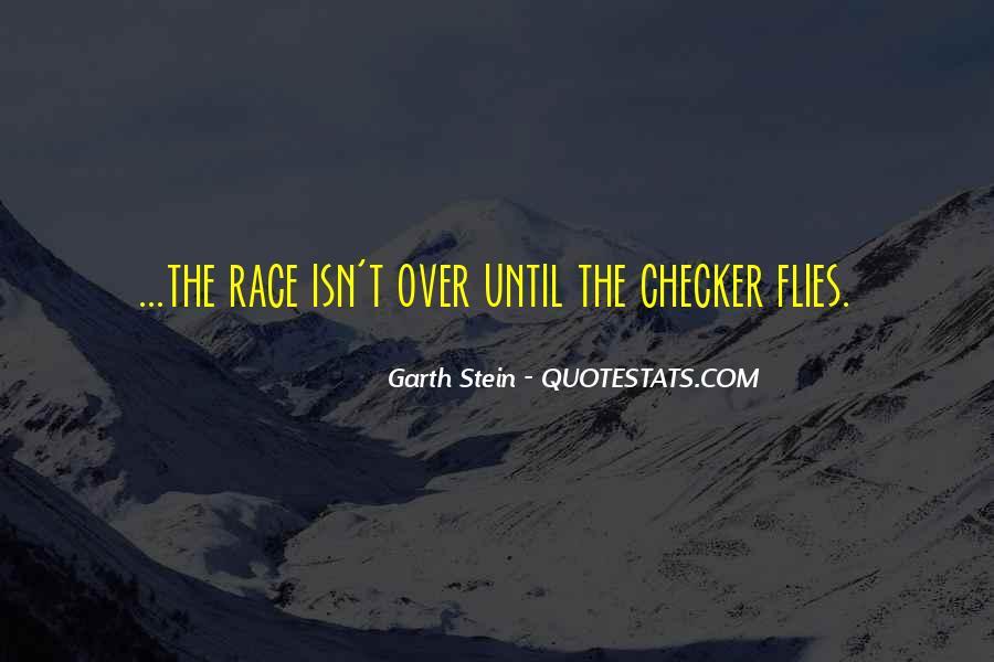 Garth Stein Quotes #1266680