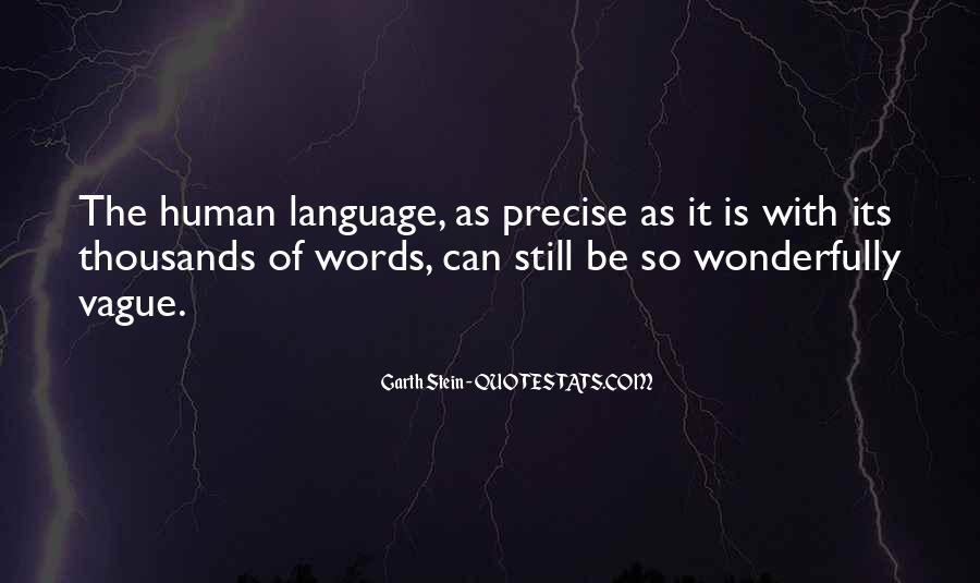 Garth Stein Quotes #278645