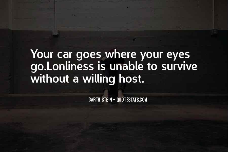 Garth Stein Quotes #51705
