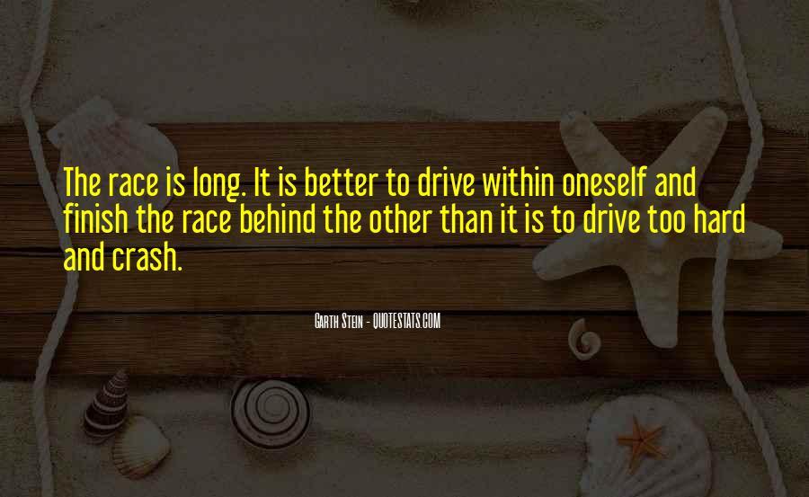 Garth Stein Quotes #576116