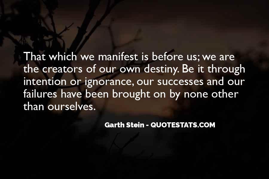 Garth Stein Quotes #701325