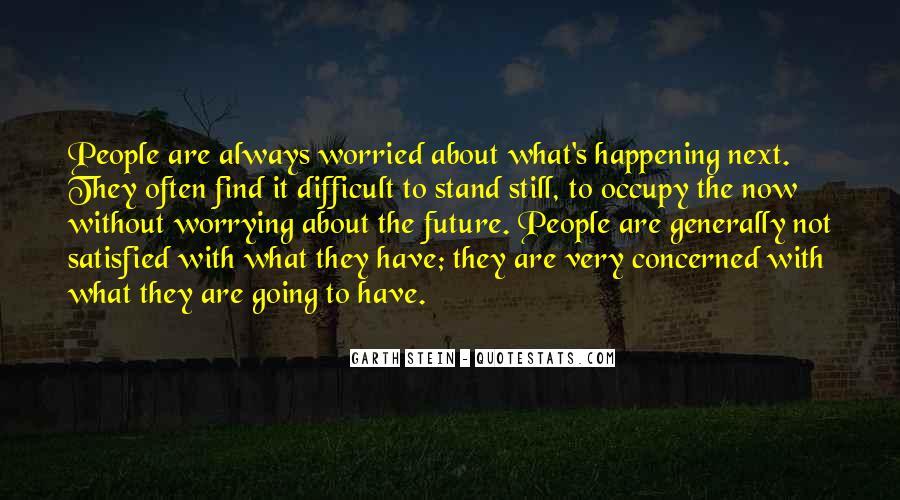 Garth Stein Quotes #861046