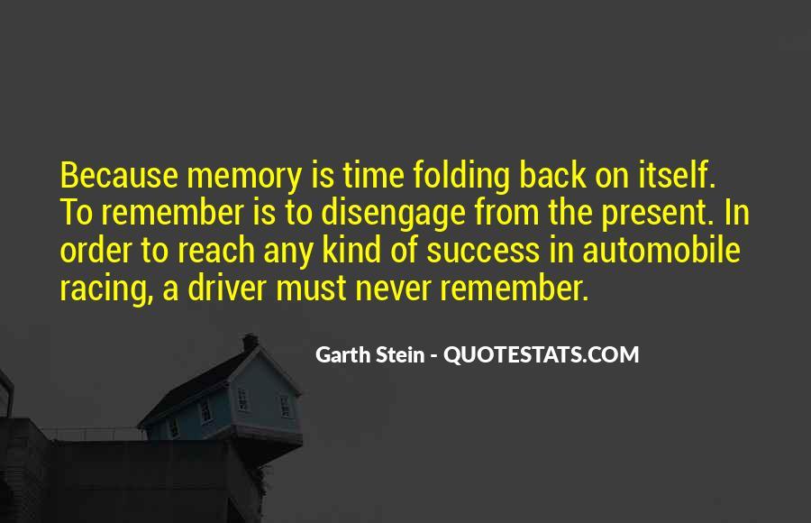Garth Stein Quotes #899980