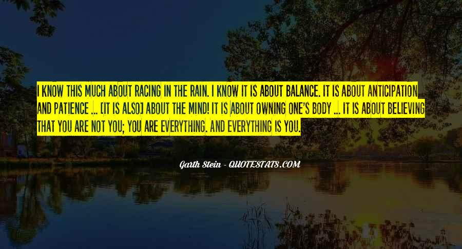 Garth Stein Quotes #926346