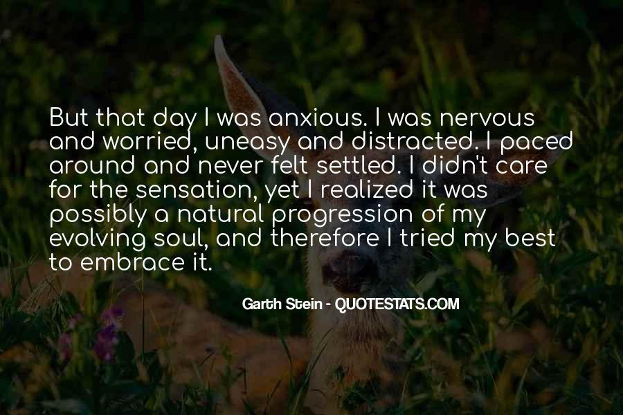 Garth Stein Quotes #927055