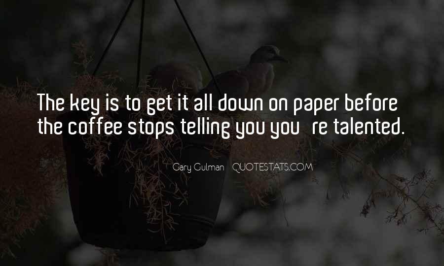 Gary Gulman Quotes #343345
