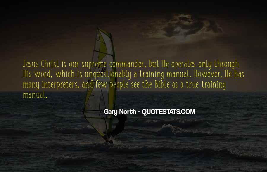 Gary North Quotes #1485555