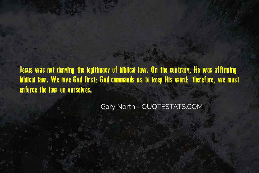 Gary North Quotes #1745225