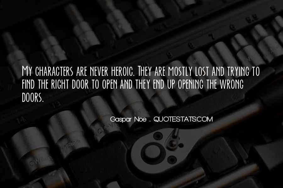 Gaspar Noe Quotes #15395