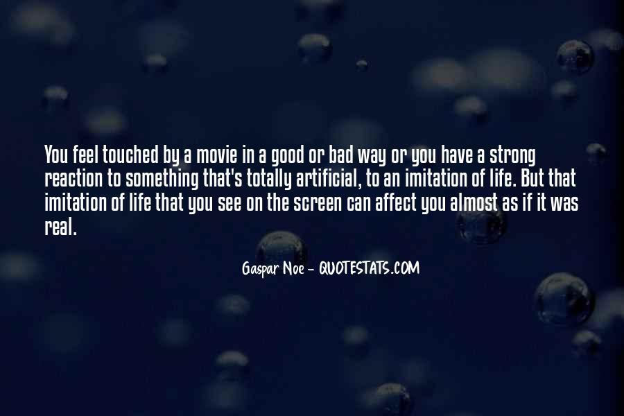 Gaspar Noe Quotes #894681