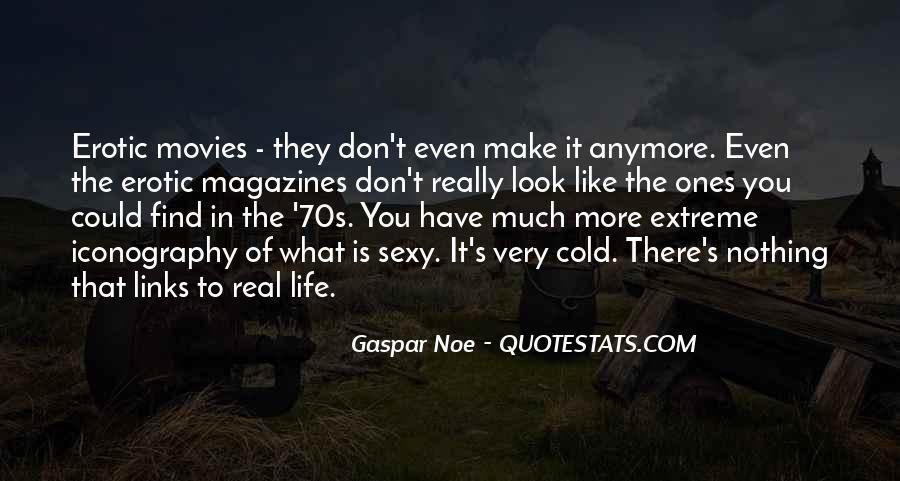 Gaspar Noe Quotes #969839