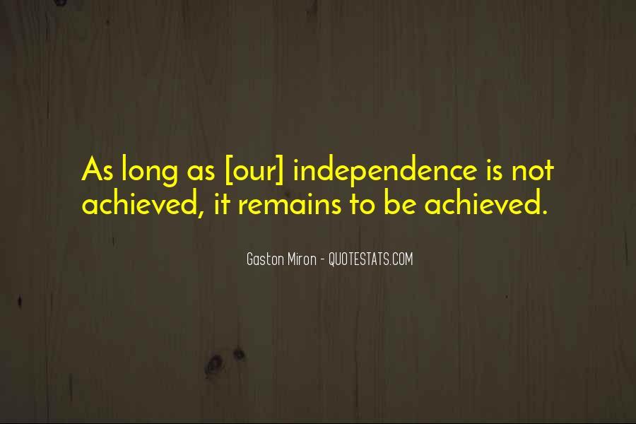 Gaston Miron Quotes #1376278