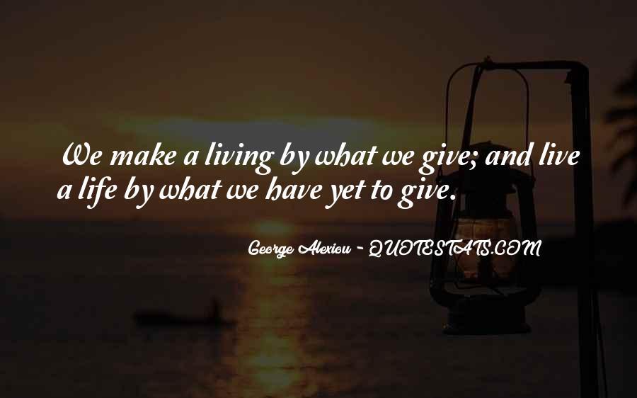 George Alexiou Quotes #11556
