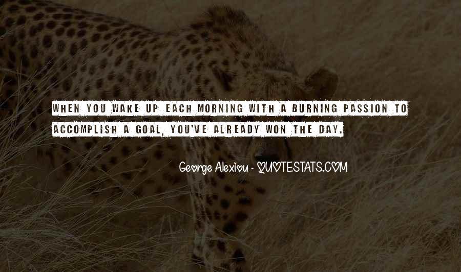 George Alexiou Quotes #1226624
