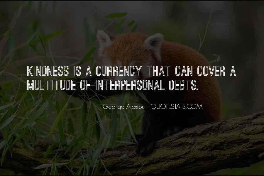 George Alexiou Quotes #499178