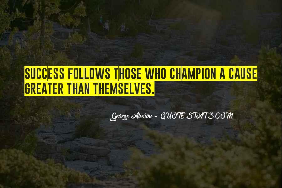 George Alexiou Quotes #511643