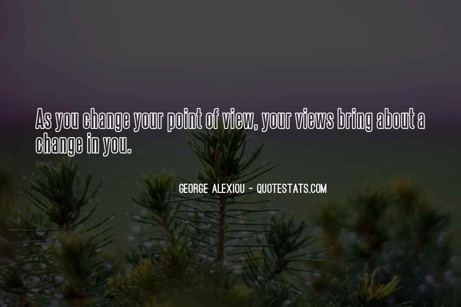 George Alexiou Quotes #55934