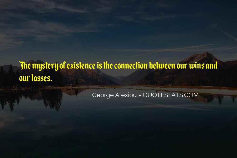 George Alexiou Quotes #706879