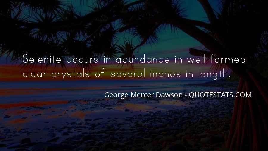 George Dawson Quotes #1723591