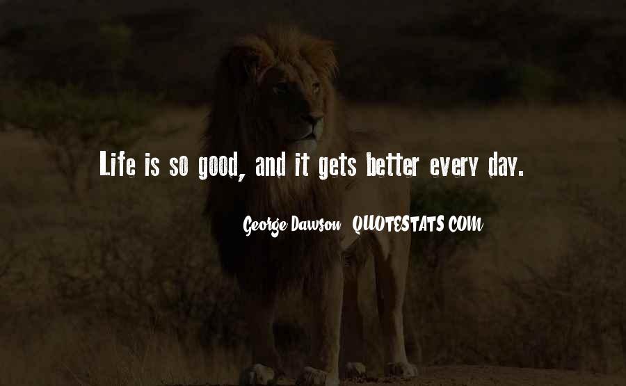 George Dawson Quotes #375801