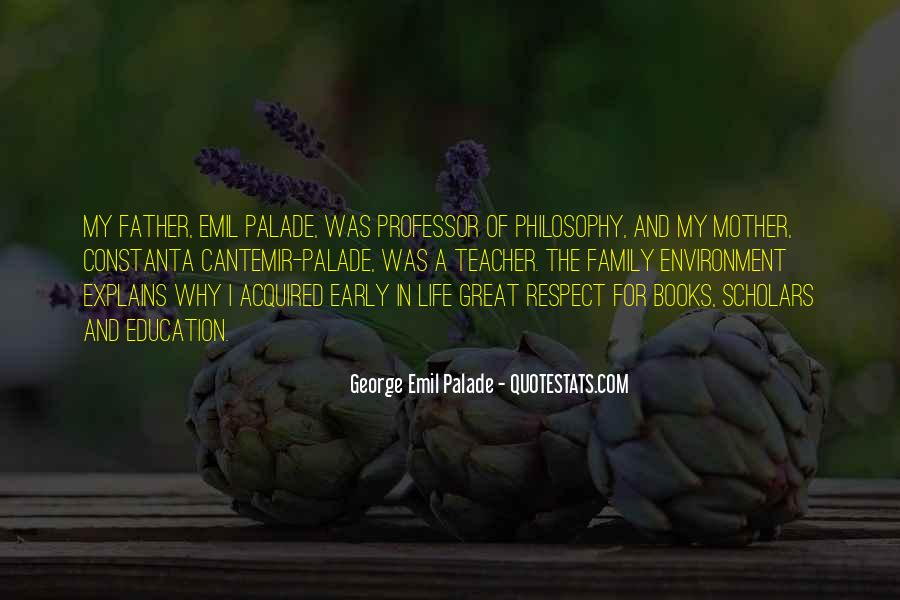 George Emil Palade Quotes #1249630