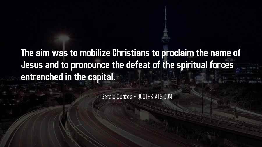 Gerald Coates Quotes #1548634