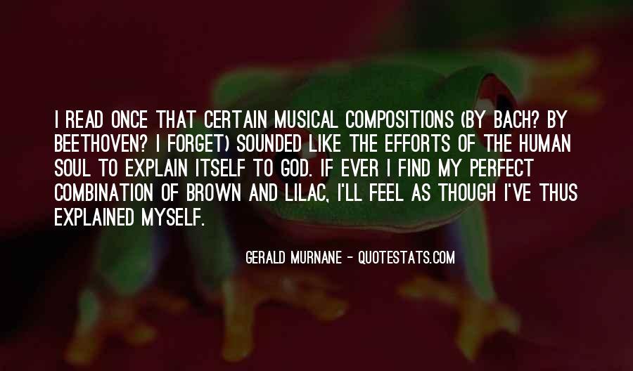 Gerald Murnane Quotes #633246