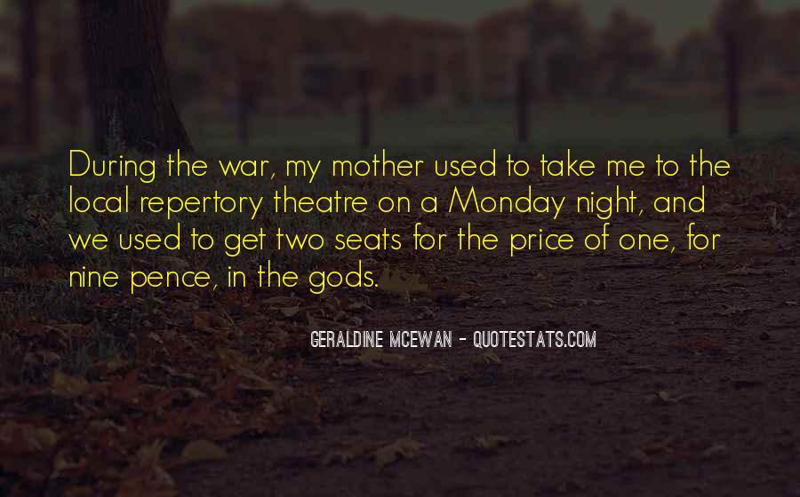 Geraldine Mcewan Quotes #1344387