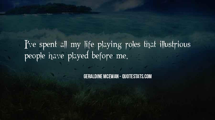 Geraldine Mcewan Quotes #1666624