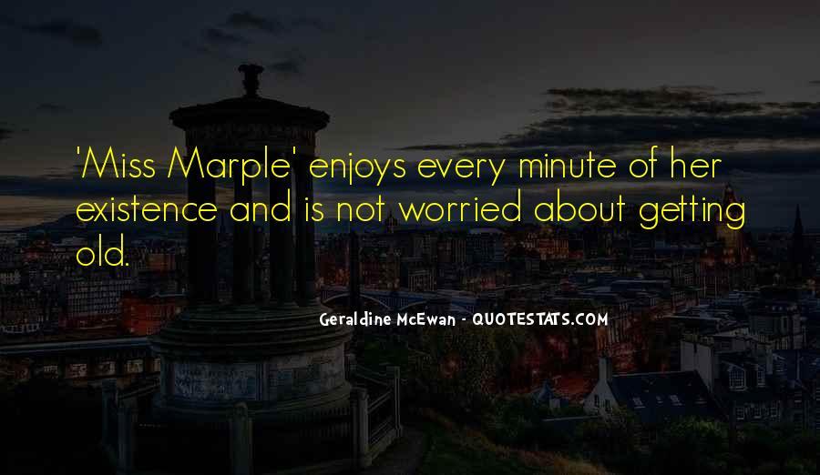 Geraldine Mcewan Quotes #237769