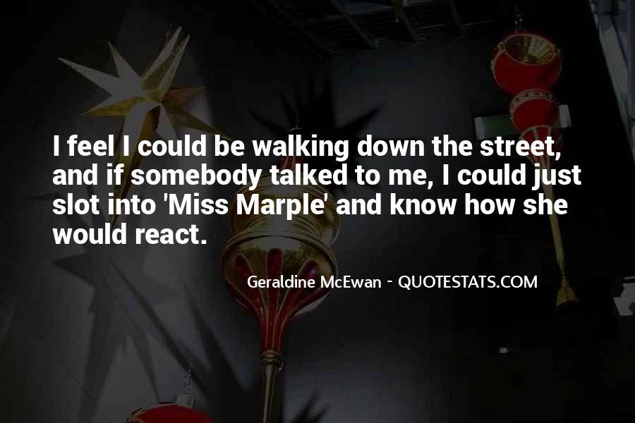 Geraldine Mcewan Quotes #880880