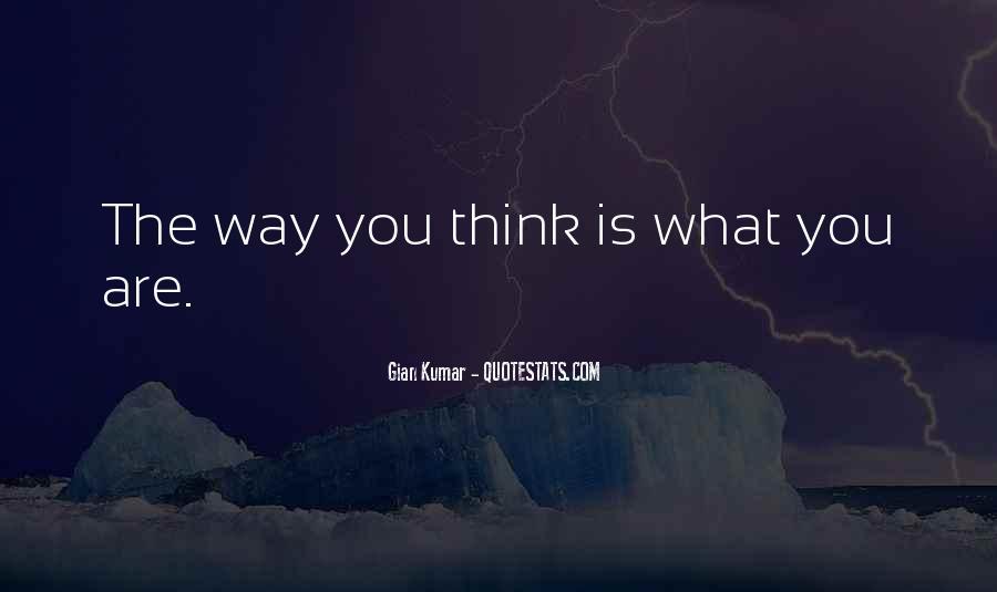 Gian Kumar Quotes #1058769