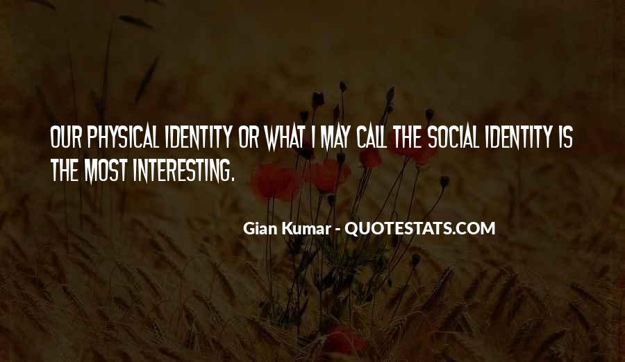 Gian Kumar Quotes #1283701