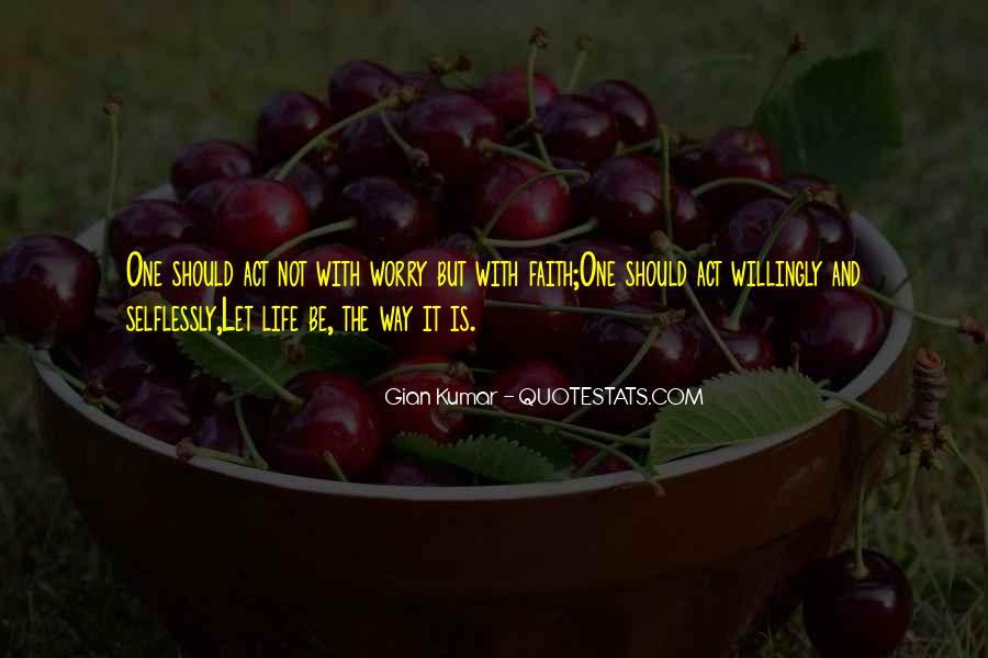 Gian Kumar Quotes #1334834