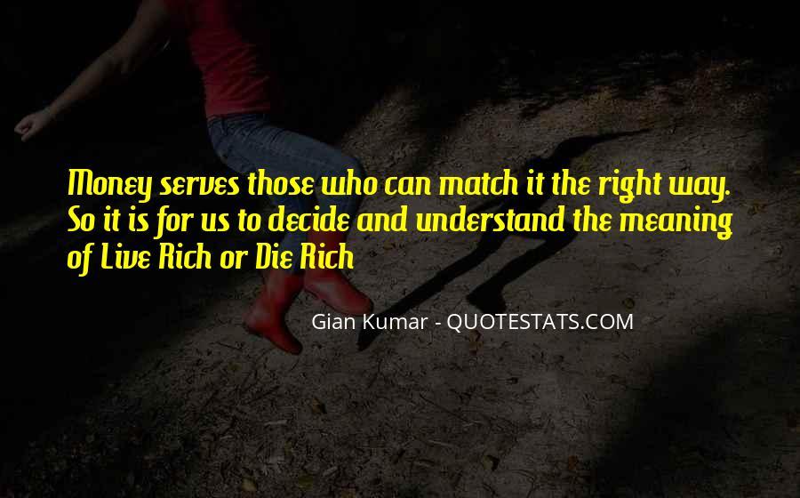 Gian Kumar Quotes #1366572