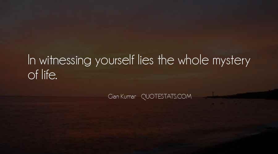 Gian Kumar Quotes #1831311