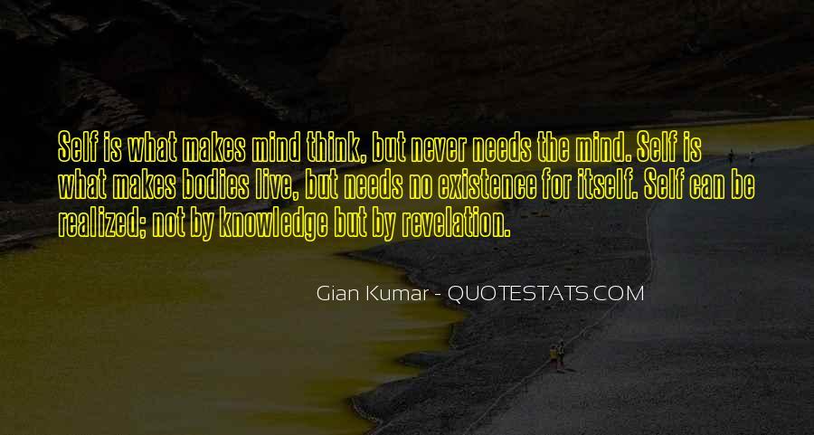 Gian Kumar Quotes #270444