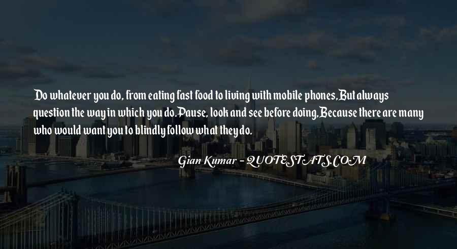 Gian Kumar Quotes #46525
