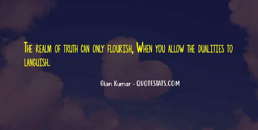 Gian Kumar Quotes #55236