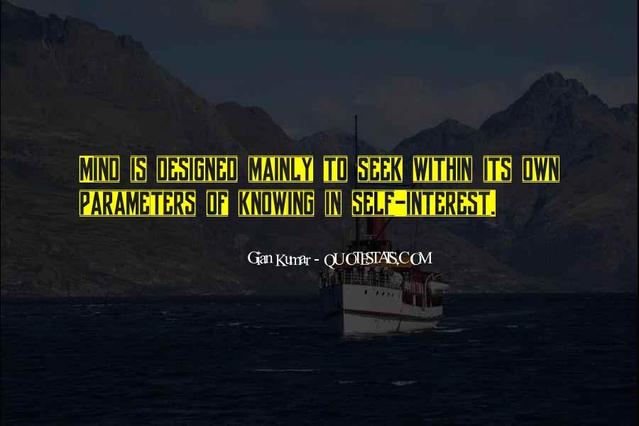 Gian Kumar Quotes #610236