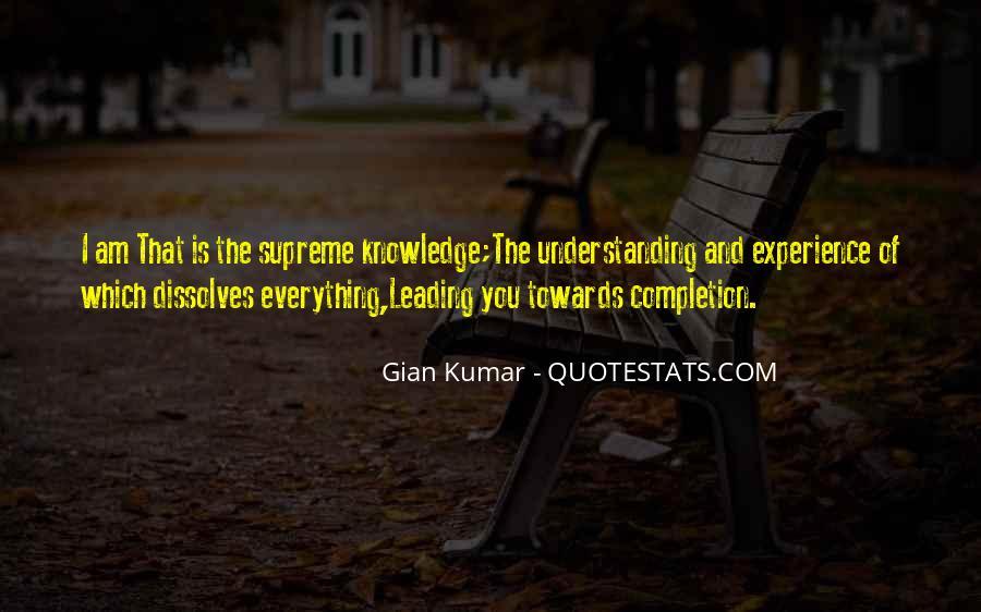 Gian Kumar Quotes #932140