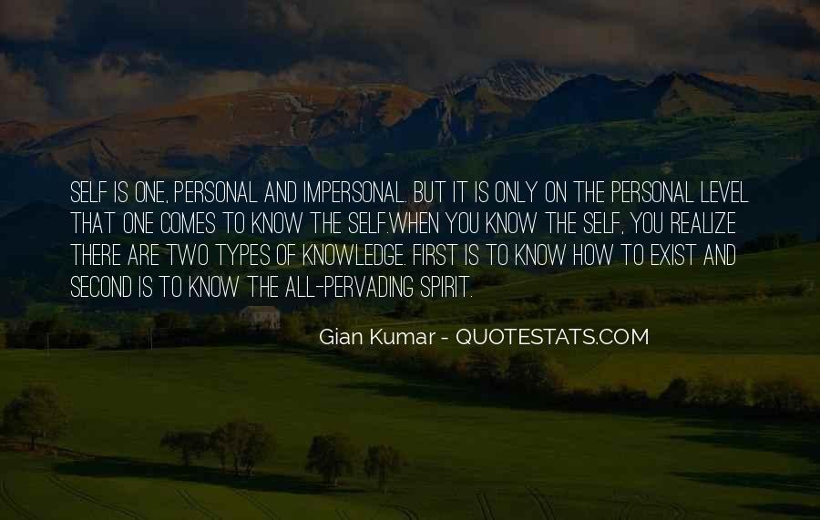 Gian Kumar Quotes #970503