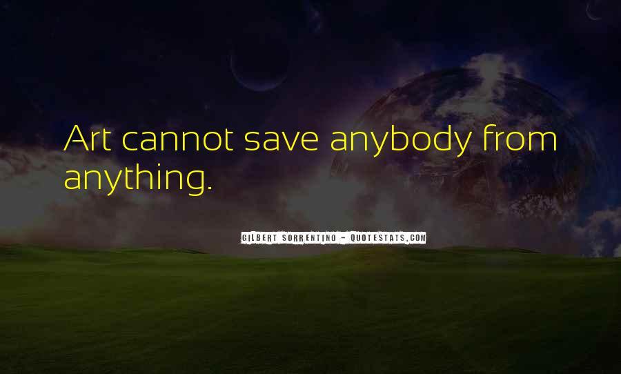 Gilbert Sorrentino Quotes #151001