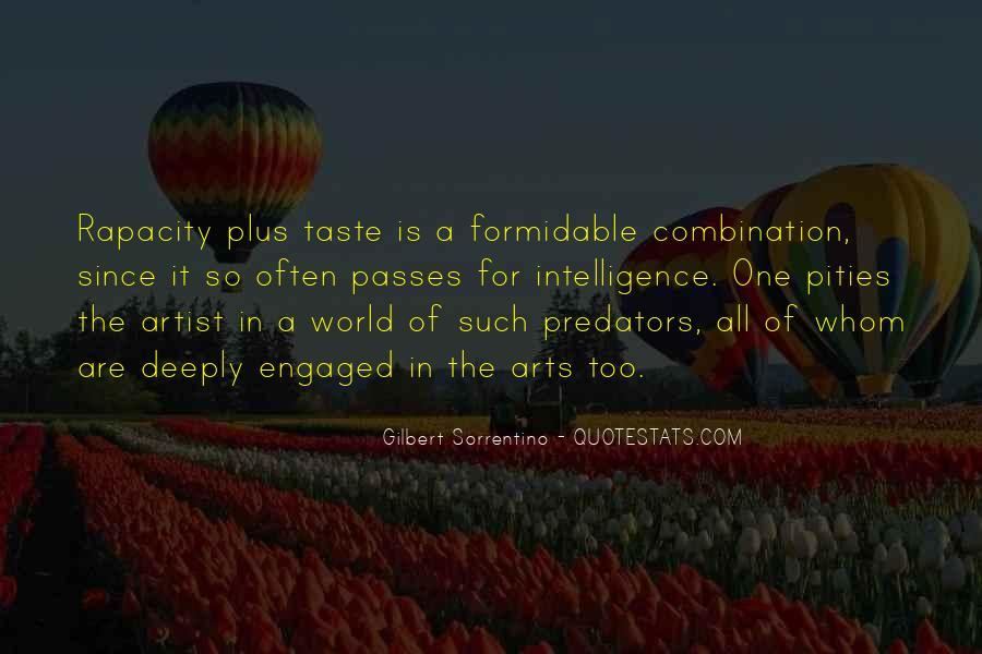 Gilbert Sorrentino Quotes #1568921