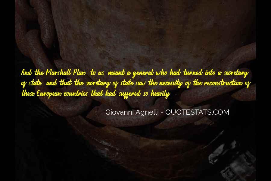 Giovanni Agnelli Quotes #1580567