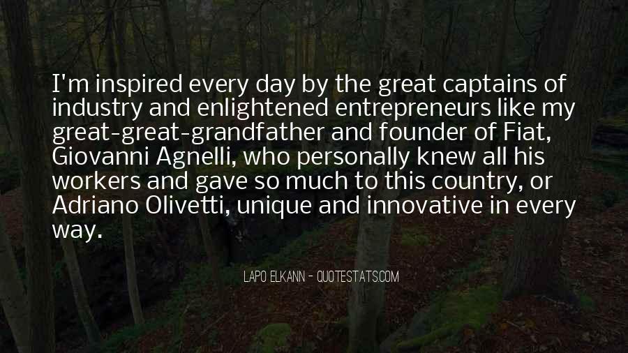 Giovanni Agnelli Quotes #1675748