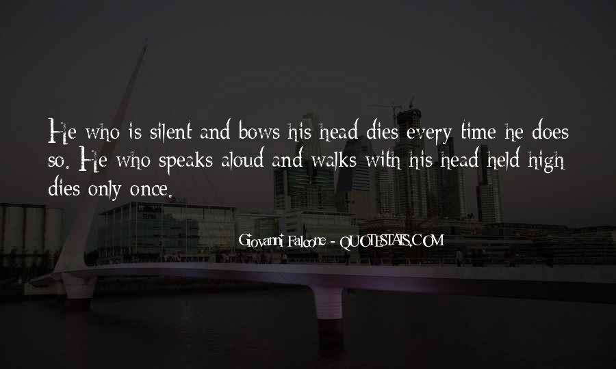 Giovanni Falcone Quotes #985556