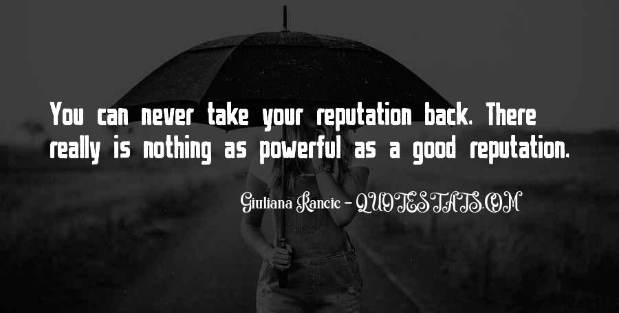 Giuliana Rancic Quotes #1117452