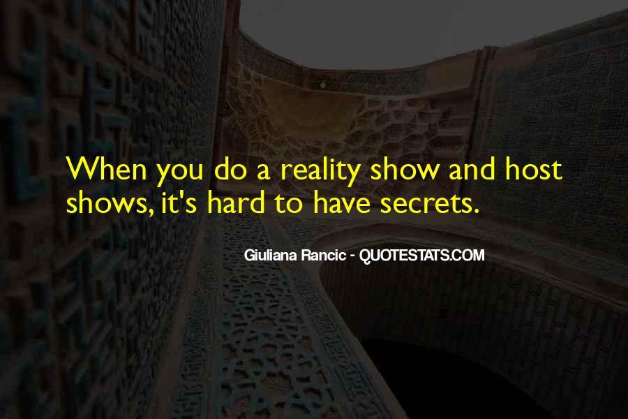 Giuliana Rancic Quotes #1524581